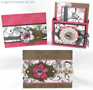 Make some beautiful cards in this class
