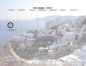 November page