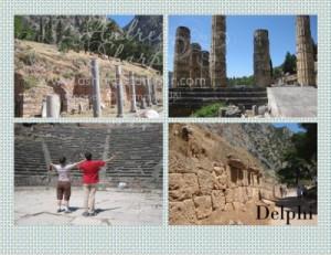 Memories from Delphi