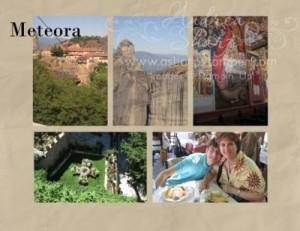Scenes from Meteora