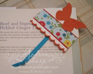 Summer Smooches Bookmark