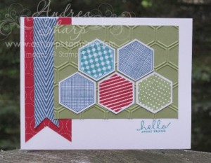 Fun with hexagons