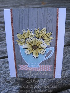 cup of posies