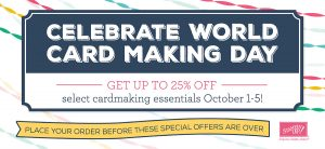 word card making day deals