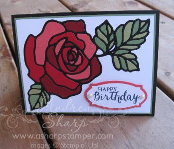 rose garden thinlits