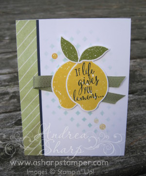 Lemon-y Greeting