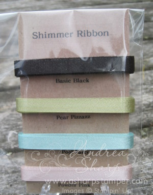 Sheer Ribbon Share