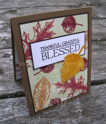 Thankful Month