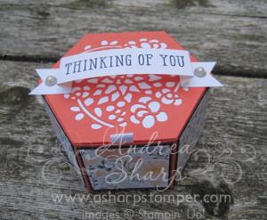 Pretty gift box