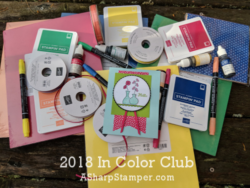 2018 In Color Club