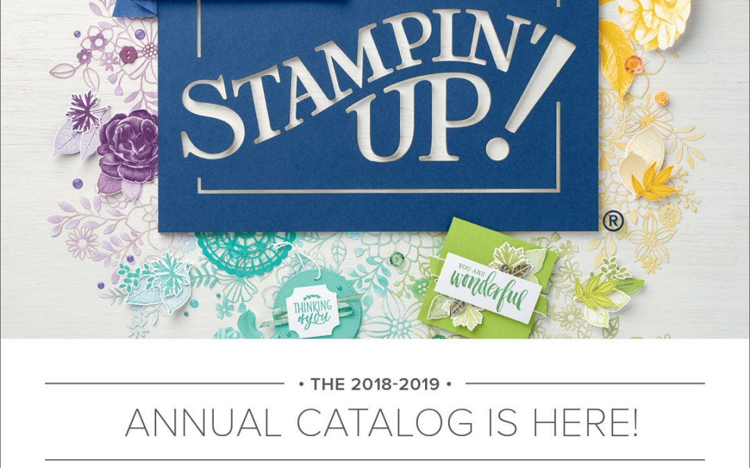 The catalog is here, the catalog is here!