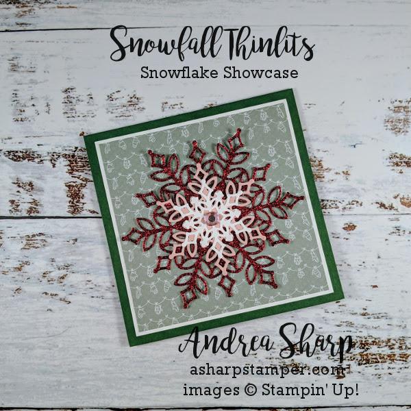 Bling-y Snowflake