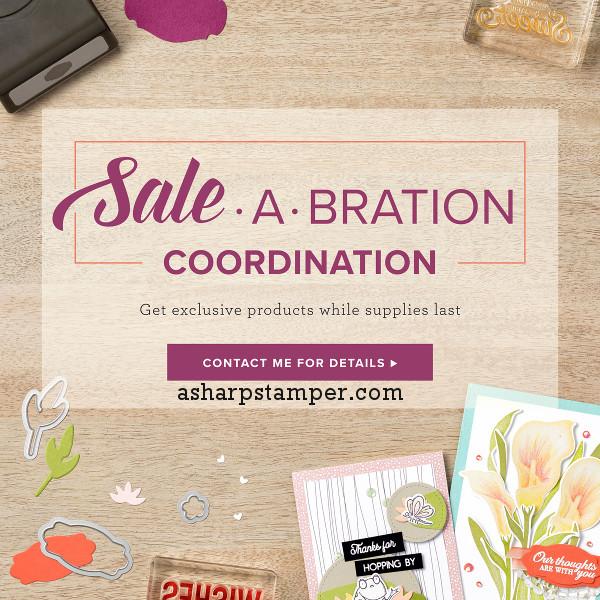Sale-A-Bration Coordination