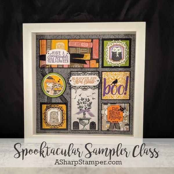 Spooktacular Sampler
