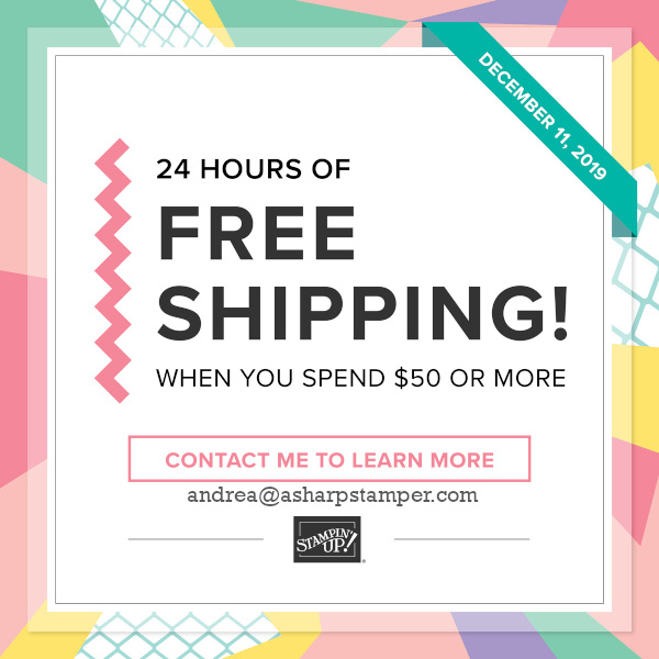 Love Me Some Free Shipping!