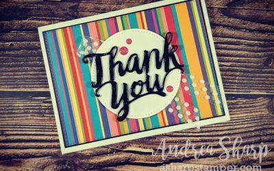 Thanks Again!