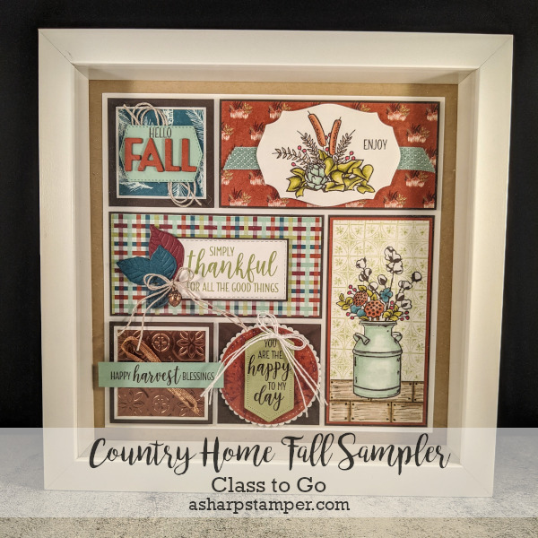 Country Home Sampler Class