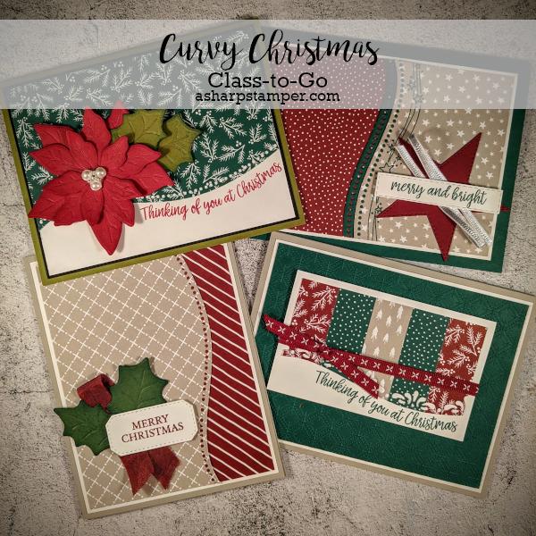 Curvy Christmas Class-to-Go