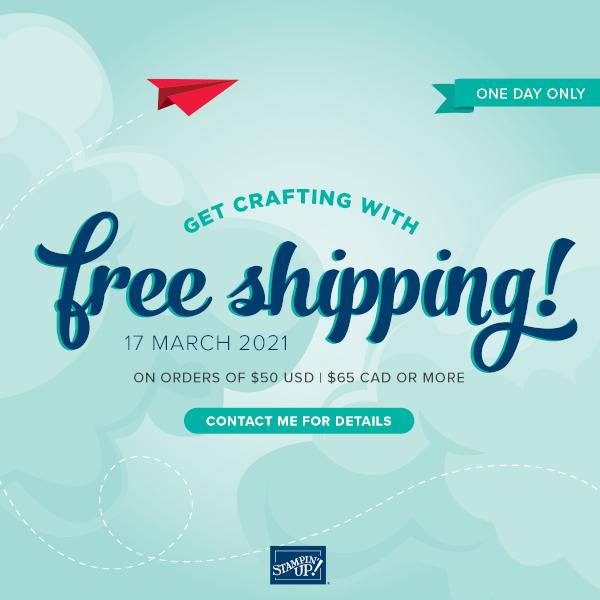 I Love Free Shipping!