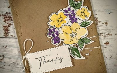 Saying Thanks with Flowers