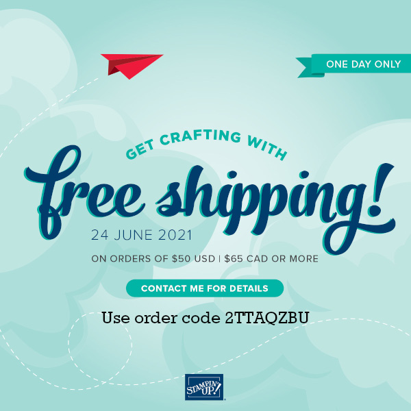 Summertime Free Shipping