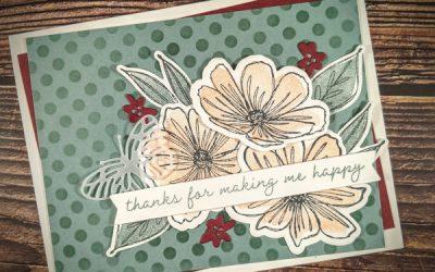 Flowers A-Flutter