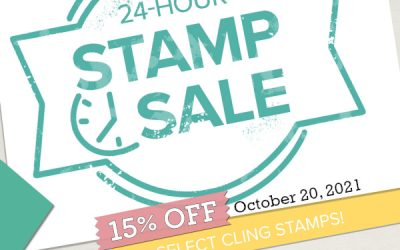 Stamp Sale Time