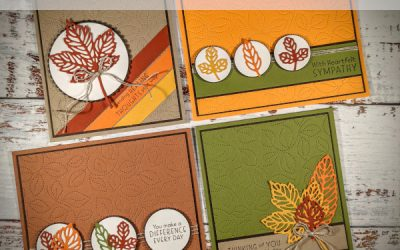 Intricate Leaves Class-to-Go